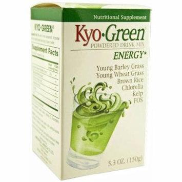 Kyolic Kyo-Green Energy Powdered Drink Mix, 5.3 OZ