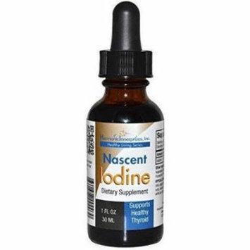 Harmonic Innerprizes Nascent Iodine, 1 OZ