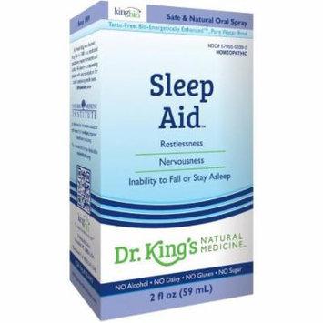 King Bio Sleep Aid, 2 OZ