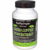 Healthy Origins Green Coffee Bean Extract Multi Vitamins, 120 CT