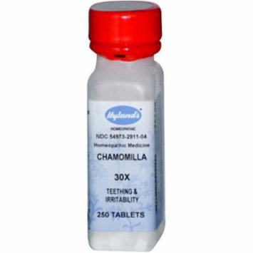 Hylands Chamomilia 30x, 250 CT