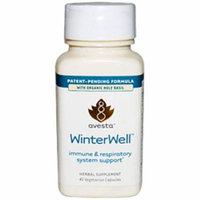 Savesta Winterwell Vegetarian Capsules, 45 CT