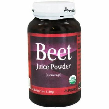 Pines International Beet Juice Powder Organic, 5 OZ