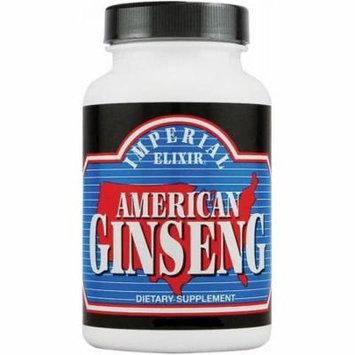 Imperial Elixir American Ginseng, 50 CT