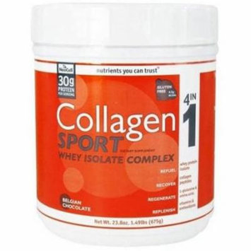 Neocell Collagen Sport, Belgian Chocolate, 1.5 LB