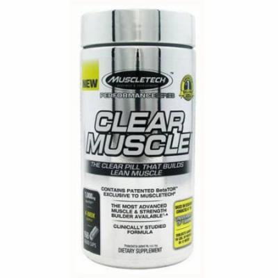 MuscleTech Clear Muscle, 168 CT