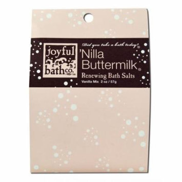 Joyful Bath - Bath Salts, Nilla Buttermilk 2 oz