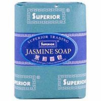 Superior Trading Ginseng Jasmine Soap, 2.85 OZ (Pack of 10)