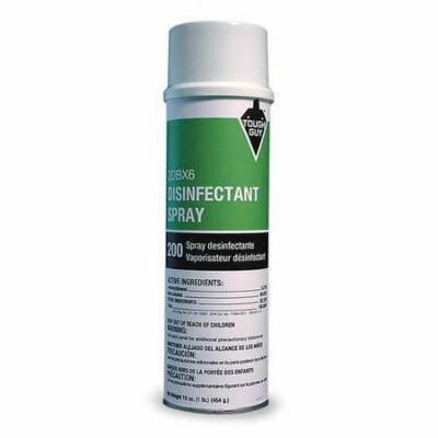Aerosol Disinfectant Spray, Tough Guy, 3472049490