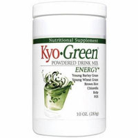 Kyolic Kyo-Green Energy Powdered Drink Mix, 10 OZ