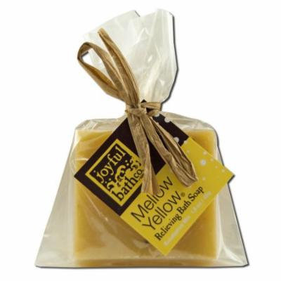 Joyful Bath - Bath Soap, Mellow Yellow 1.6 oz