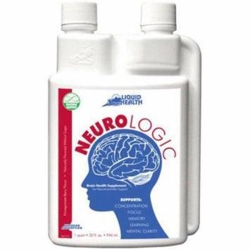 Liquid Health Neurologic, Brain Health, 32 FL OZ
