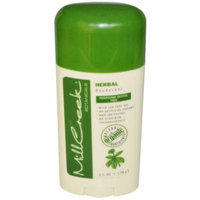 Mill Creek Stick Deodorant Herbal, 2.5 OZ (Pack of 2)