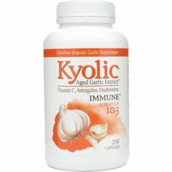 Kyolic Kyolic Aged Garlic Extract Immune Formula Capsules, 200 CT