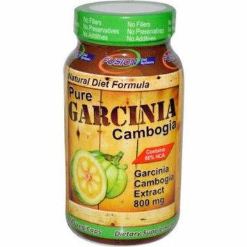 Fusion Diet Systems Garcinia Cambogia, Caplets, 60 CT