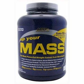 MHP Up Your Mass, Vanilla, 5 LB