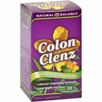 Natural Balance Colon Cleanse, 30 CT (Pack of 2)