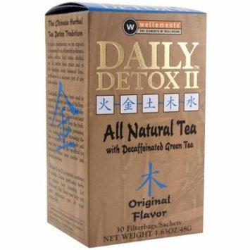 Daily Detox Herbal Tea, Original, 30 CT