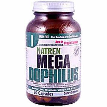 Natren Megadophilus Dairy Capsules, 60 CT