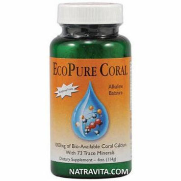 Coral LLC Eco Pure Powder, 4 OZ