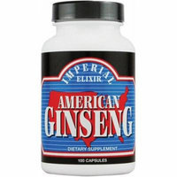 Imperial Elixir American Ginseng, 100 CT