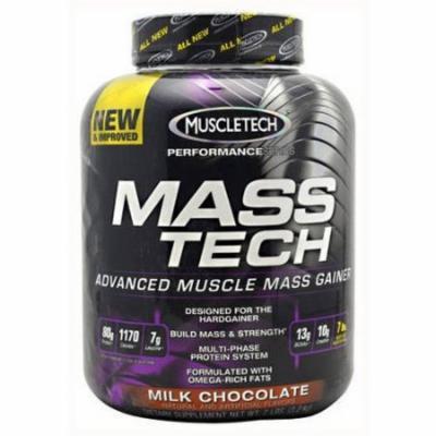MuscleTech Mass Tech, Milk Chocolate, 7 LB