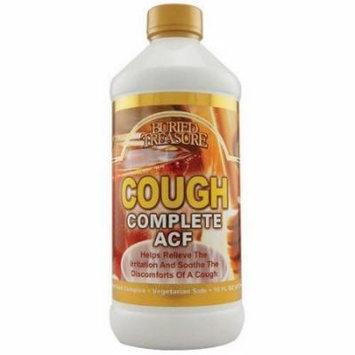 Buried Treasure Cough Complete Acute Cold & Flu, 16 OZ