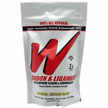 Weider Tendon & Ligament, Natural Citrus Blast, 30 CT