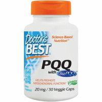 Doctor's Best PQQ 20mg, 30 CT