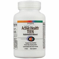 Rainbow Light Active Health Teen Multvitamin Tablets, 30 CT