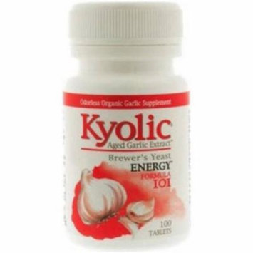 Kyolic Garlic Extract with Yeast Tablets, 100 CT