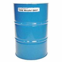 TRIM MS590XT/54 Semi-Synthetic Cutting Oil,Drum,54 gal. G4335068