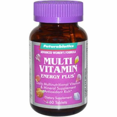 Futurebiotics Multi Vitamin Energy Plus Tablets For Women, 60 CT