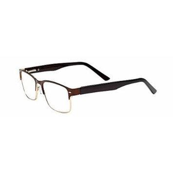 Select-A-Vision Optitek AR 7134 Reading Glasses, Brown, +1.25