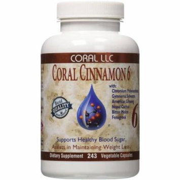 Coral LLC Cinnamon 6, 243 CT