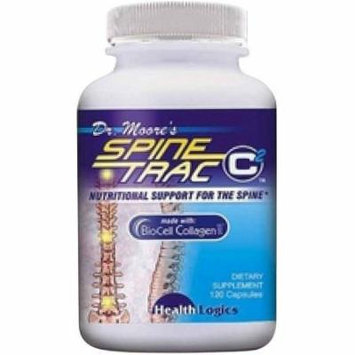 Health Logics SpinetracC2 Advanced Back Support, Capsules, 120 CT