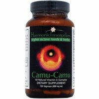 Harmonic Innerprizes Camu Camu Vegetarian Capsules, 120 CT