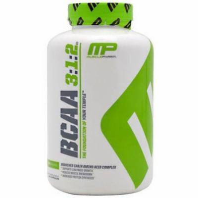 Muscle Pharm BCAA 3:1:, 240 CT