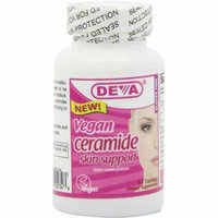 Deva Ceramide Skin Support, Vegan, 60 CT