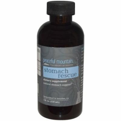 Peaceful Mountain Stomach Rescue, 4 OZ