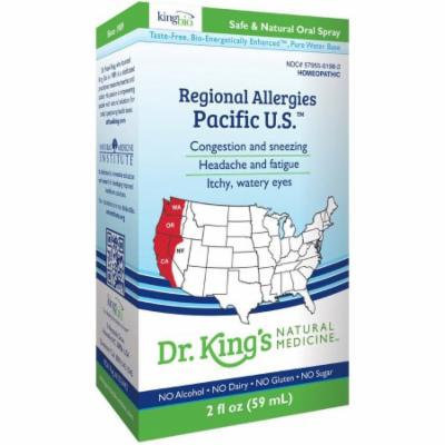 King Bio Regional Allergy Pacific, 2 OZ