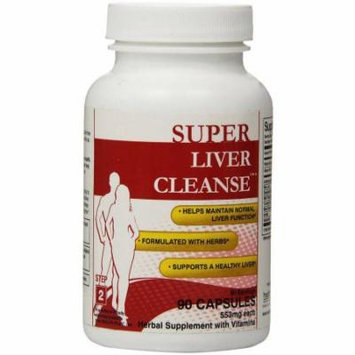 Health Plus Liver Cleanse Capsules, 90 CT