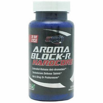 All American Aroma Block-R Hardcore, 30 CT