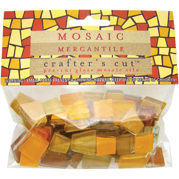 Mosaic Eye Publishing Mosaic Mercantile CCCF-HC Crafters Cut Color Families 1-3 Pound-Pkg-Honeycomb