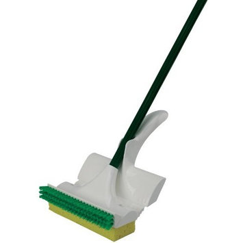 LIBMAN CO Libman Sponge Mop with Scrub Brush