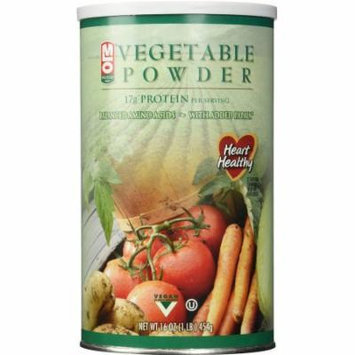 MLO All Veg Protein Powder, 16 OZ