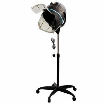 Apontus Professional Bonnet Style Hood Salon Standing Hair Dryer