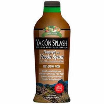 Garden Greens Yacon Splash Weight Loss Syrup, 30 FL OZ
