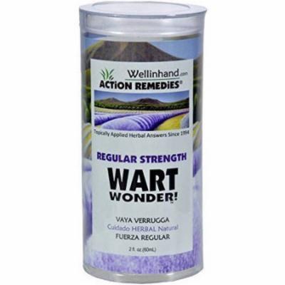 Well In Hand Wart Wonder Regular Strength, 2 OZ
