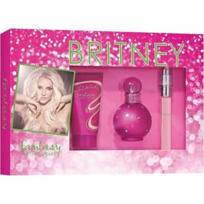 Britney Spears Fantasy Fragrance for Women, 3 pc